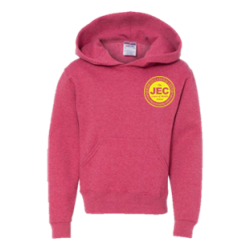 Youth pink pullover